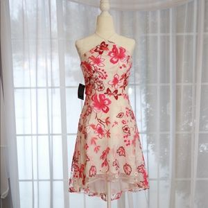 NWT Boston Proper floral summer sun dress Size 2
